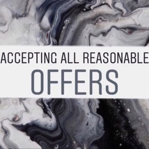 Other - ❤️Accepting reasonable offers❤️